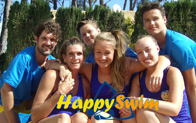 Happy Swim zwemschool Team