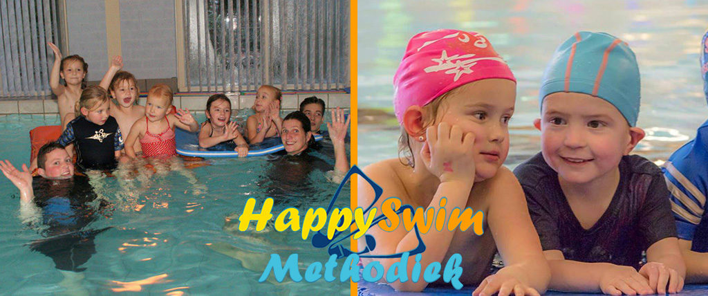 Happy Swim Methodiek banner