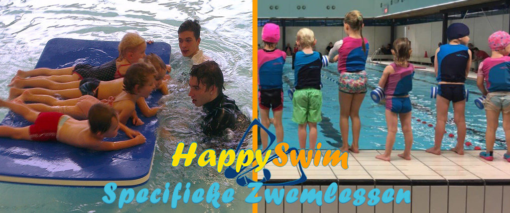 Happy Swim Specifieke Zwemlessen cursus